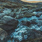 Comeragh River Art Print
