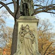 Commodore John Barry Monument Art Print