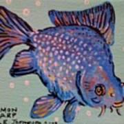 Common Carp Art Print