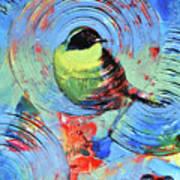 Common Yellowthroat Art Print