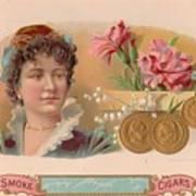 Comparison To Roses Art Print