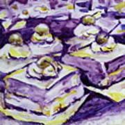 Complimentary Brownies Art Print