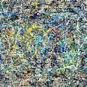 Composition #17 Art Print