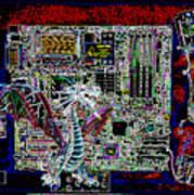 Computer 22 Art Print