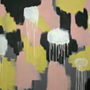 Concrete And Lemonade 1 Art Print
