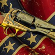 Confederate Sidearm Art Print