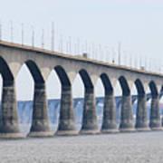 Confederation Bridge 5511 Art Print