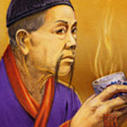Confucian Sage Art Print