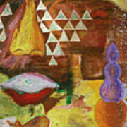 Congo Art Print