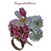 Congratulation Cards Art Print