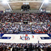 Connecticut Huskies Harry A. Gampel Pavilion Art Print