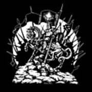 Conqueror Art Print
