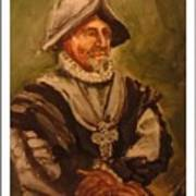 Conquistador Art Print