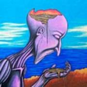 Conscious Thought Art Print