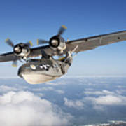 Consolidated Pby Catalina Art Print
