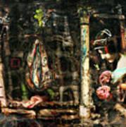 Conspiracy Of Silence Art Print