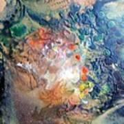 Constellation Perseidi Art Print