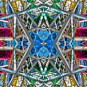 Constructurropolis Art Print