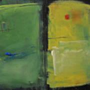 Conversation With Rothko Art Print