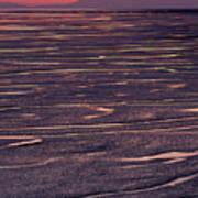 Cook Inlet Sunset Art Print