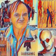 Cool Tarantino Art Print
