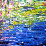 Cool Waters Art Print