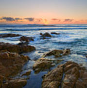 Coolum Dawn Art Print