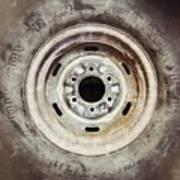 Cooper Discoverer Radial Lt Tire Art Print