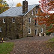 Cooper Mill Fall Art Print