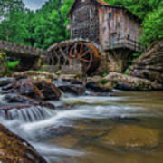 Coopers Mill Art Print
