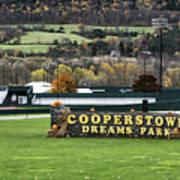 Cooperstown Dreams Park Art Print