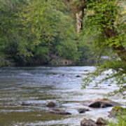 Coosawattee River Art Print