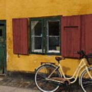 Copenhagen Still Life Art Print