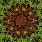 Copper Jewel Art Print