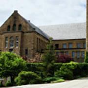 Cornell University Ithaca New York 13 Art Print