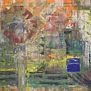 Corner Deli Art Print