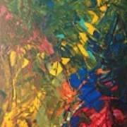 Corot 7b  Art Print