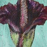 Corpse Flower Art Print