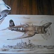 Corsair Art Print
