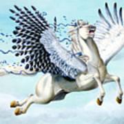 Cory Pegasus Art Print