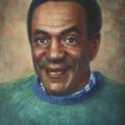 Cosby Art Print