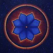 Cosmic Harmony Art Print