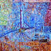 Cosmodrome Art Print