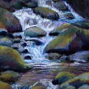 Costa Rican Stream Art Print