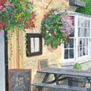 Cotswold Arms Special Art Print