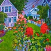 Cottage Country Art Print