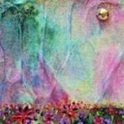 Cotton Candy  Art Print by Shawna Scarpitti