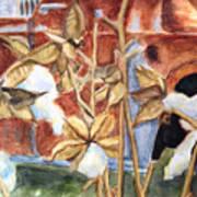 Cotton Truck Art Print
