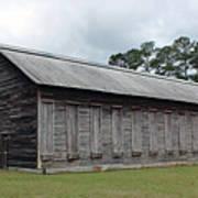 Country Barn - Well Used Art Print