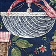 Country Basket Art Print